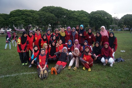 softball team of eleventh college